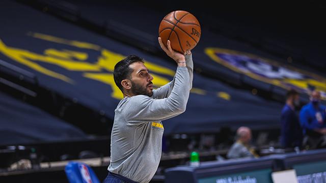 Campazzo, intimo: Sus sueños, la adaptación a la NBA y los consejos de Ginóbili