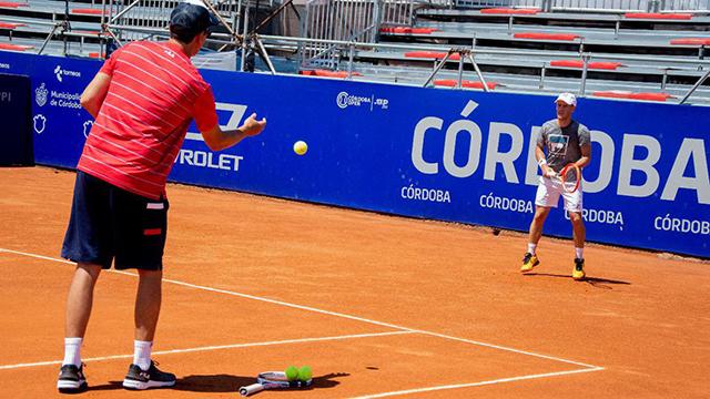 Schwartzman debuta frente a Cecchinato en el Córdoba Open.