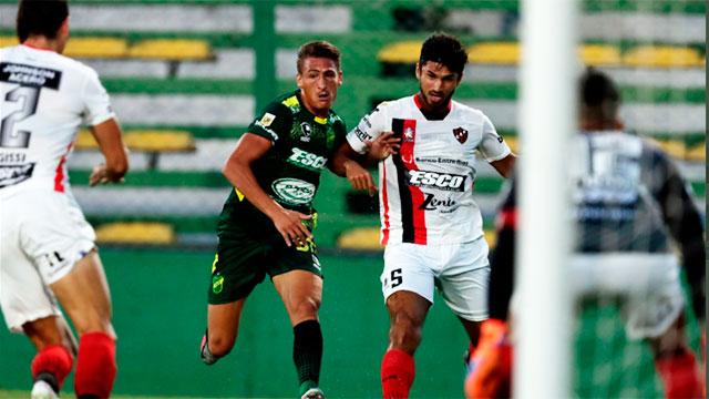 Patronato sigue sin sumar en el Copa de la Liga: Defensa y Justicia lo superó 1-0