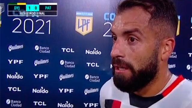 Héctor Canteros y la nueva derrota de Patronato: