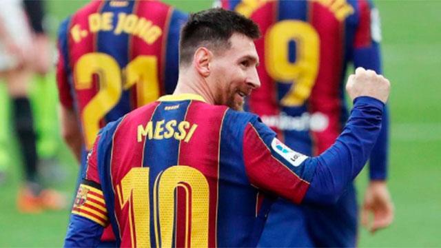 Barcelona, con Lionel Messi, enfrenta al Real Madrid en el clásico de España.