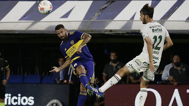 Boca igualó en una pobre actuación frente al ascendido Sarmiento en la Bombonera