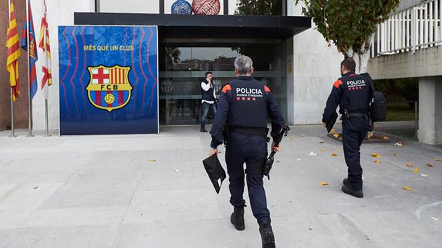 Escandalo en Barcelona: Detuvieron al expresidente por denuncias de corrupción