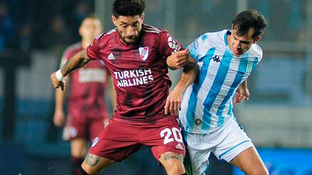 En Santiago del Estero, Racing y River definen la Supercopa Argentina