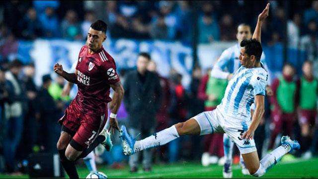 Racing y River definen la Supercopa Argentina en Santiago del Estero.