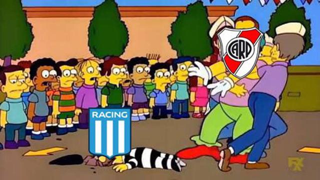 Los mejores memes de la Supercopa Argentina.