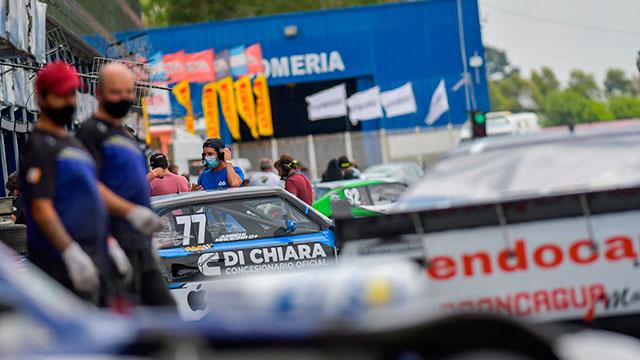 En Buenos Aires, el Turismo Carretera sale a pista y clasifica para la segunda fecha del año