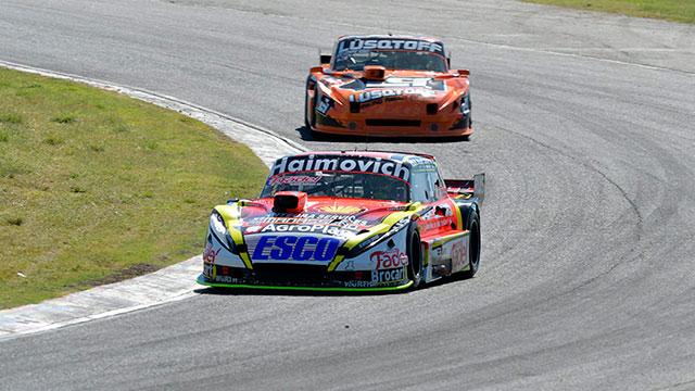 Werner probará antes del TC en Paraná.