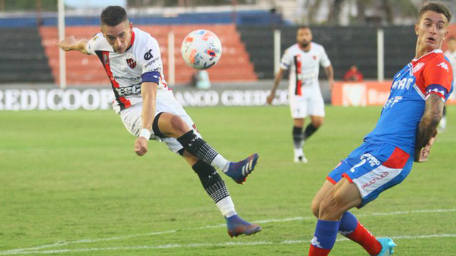 Patronato no puede como local frente a Unión e igualan sin goles