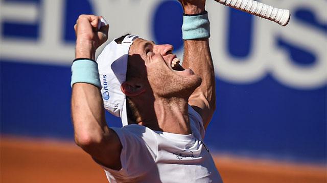 Schwartzman venció a Cerúndolo y se coronó campeón del Argentina Open