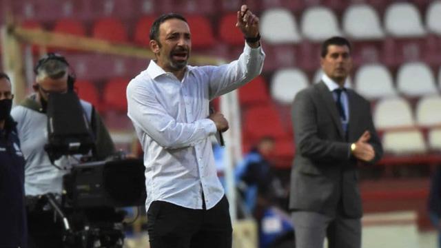 el Vasco mete mano en el equipo para medirse ante la Lepra.