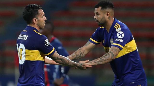 Boca negoció y Cardona jugará la semifinal ante Racing.