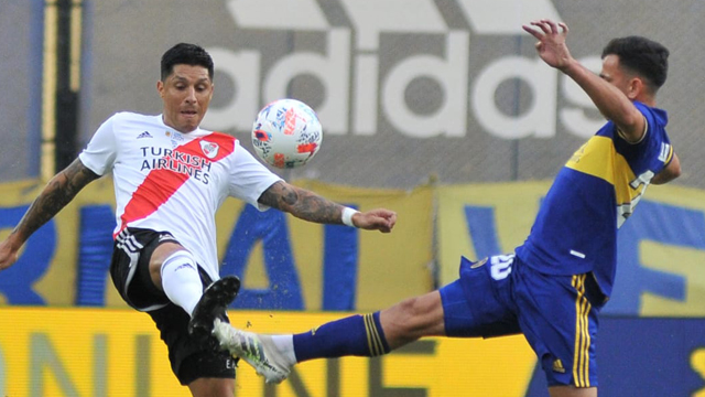 Pitana, Loustau o Herrera controlarán el Superclásico por Copa Agentina.
