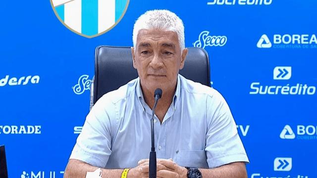 Otro ciclo con final anticipado: De Felippe en Atlético Tucumán.