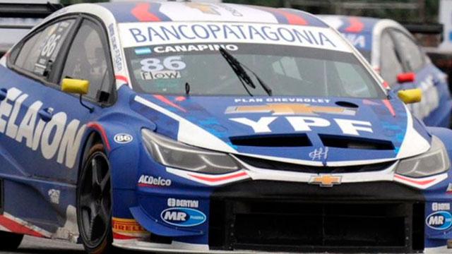 En una electrizante carrera del Súper TC2000, Canapino festejó en Buenos Aires.