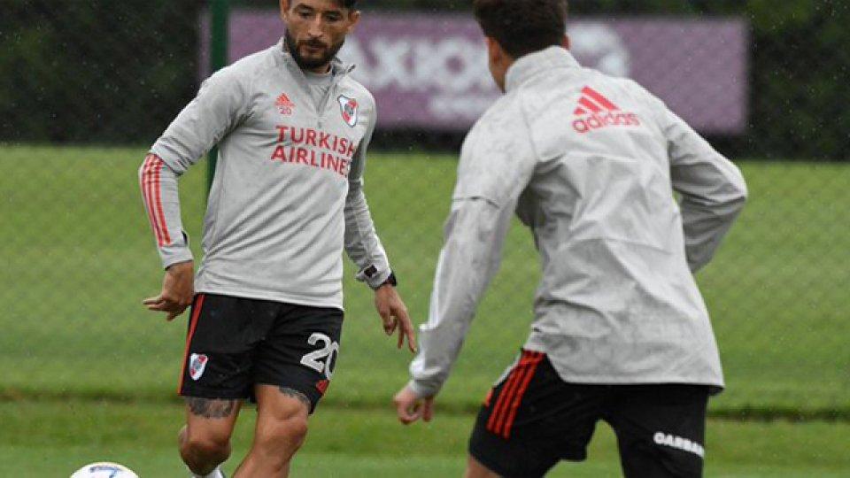 Con Milton Casco, River tiene los convocados para jugar por Copa Argentina.