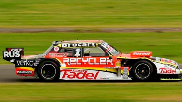 Adrián Oubiña se subirá al Ford del actual campeón del TC si es necesario.