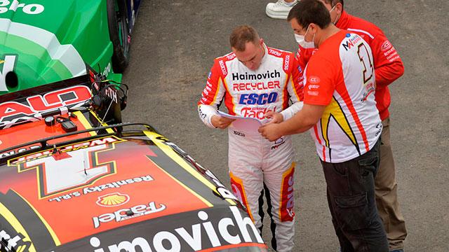 """""""La idea es probar pero dependemos de recuperar el motor"""", afirmó Werner"""