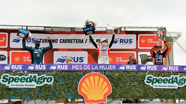 Mariano Werner ganó en San Nicolás. (Foto: ACTC)