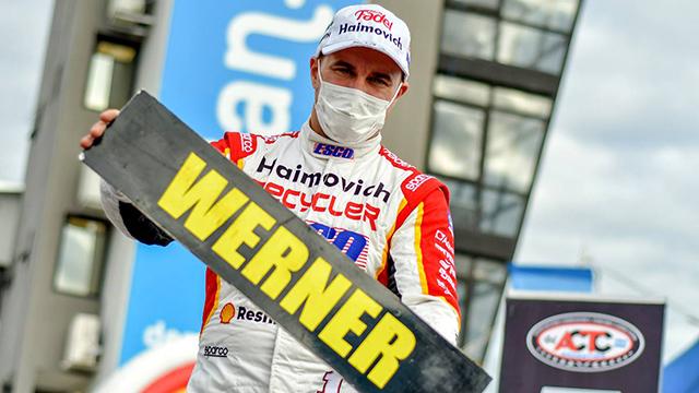 """Werner se reunió con Gianini: """"Había muchas cosas para analizar, fue claro""""."""