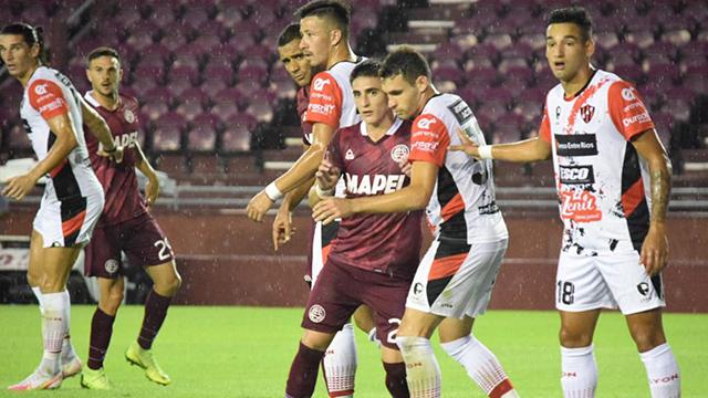 Los equipos se enfrentarán este martes en Sarandí.