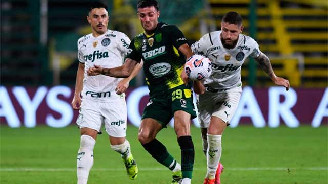 Defensa y Justicia va por la hazaña ante Palmeiras en busca de la Recopa Sudamericana