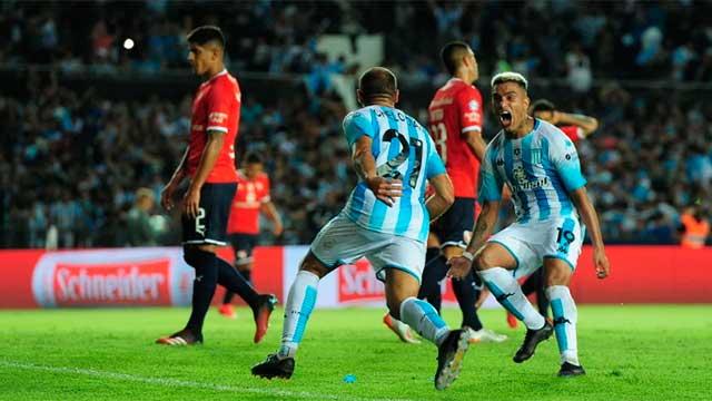 Copa de la Liga: Racing e Independiente juegan un clásico marcado por el coronavirus