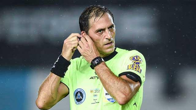 Racing-Independiente: AFA sancionará a Mauro Vigliano por el dudoso penal en el clásico