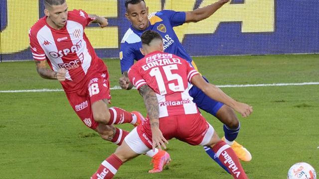 Liga Profesional: Unión y Boca empatan 0 a 0 en Santa Fe