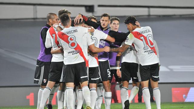 River comienza su camino en la Libertadores con un triunfo por 1 a 0 ante Fluminense