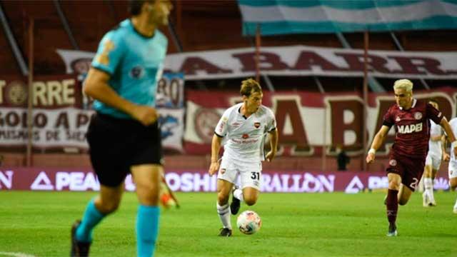 El Newells de Burgos venció a Lanús, ganó por primera vez.