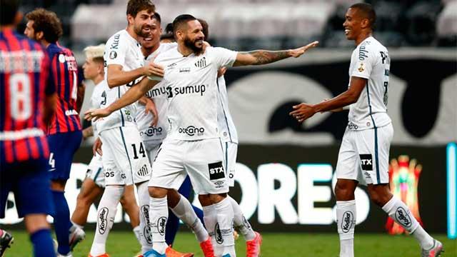 Santos integrará el grupo de Boca en la Copa Libertadores: El calendario de partidos