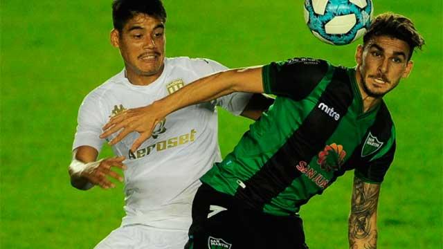 Racing venció a San Martín de San Juan por penales y avanzó a octavos.