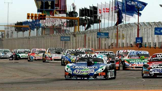 Concepción del Uruguay recibe la cuarta fecha del Turismo Carretera.