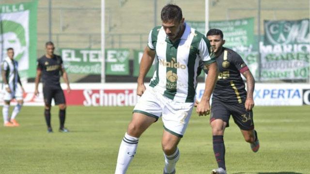 El Verde aguanto el resultado ante el Granate y se quedó con los tres puntos.