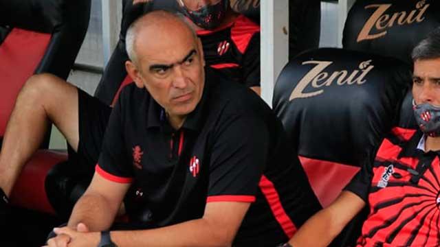 """""""Más allá del fastidio, seguimos creciendo"""", dijo Iván Delfino tras la derrota ante Newell's"""