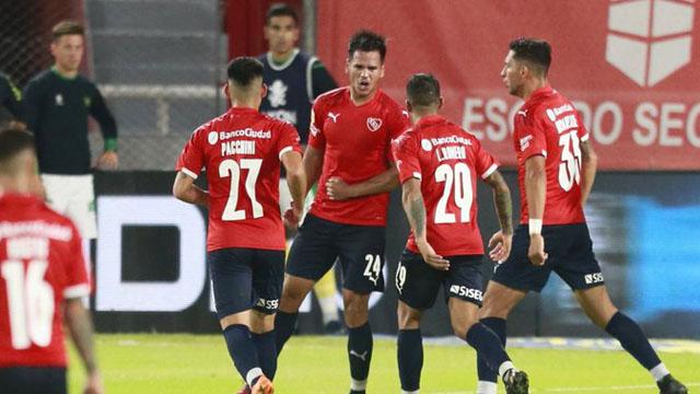 Independiente se impuso con lo justo ante Defensa y Justicia
