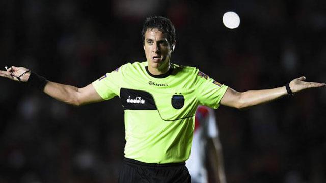 El duelo entre Patronato y Sarmiento será dirigido por Pablo Echavarría