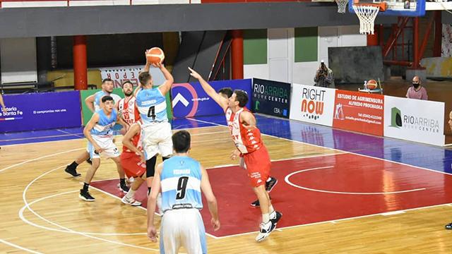 Echagüe de Paraná superó por 89 a 79 al Tate.