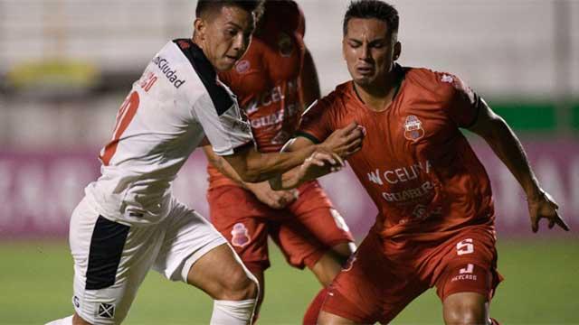 Independiente y un buen arranque de tres puntos en Bolivia.