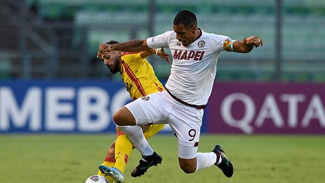 Lanús inició la Sudamericana con triunfo ante Aragua en Venezuela.