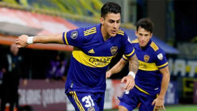 Boca derrotó a Santos en la Bombonera y se afirma en la Copa Libertadores