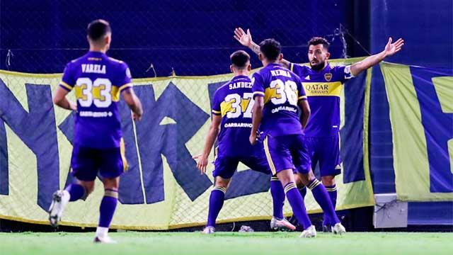 Boca venció a River por penales y está en la Semifinal
