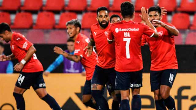 Volvió Falcioni e Independiente derrotó a Montevideo City Torque.