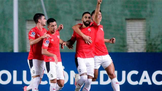 En Luque, Paraguay, quedó confeccionado el cuadro final.