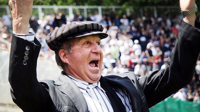 El fútbol argentino despide al gran Timoteo.