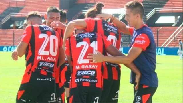 Con la victoria como objetivo, Patronato cierra la Copa de la Liga ante Boca en el Grella