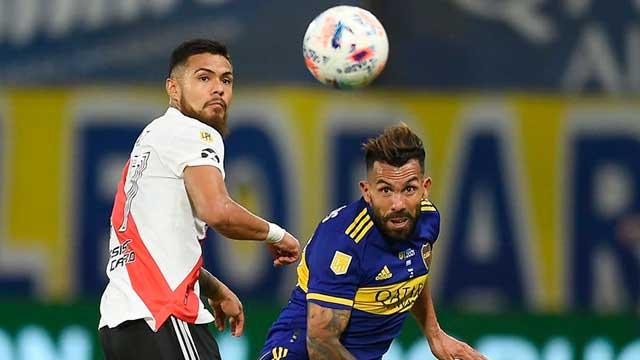 Días y horarios de los cruces de cuartos de la Copa de la Liga: cuándo juegan Boca-River