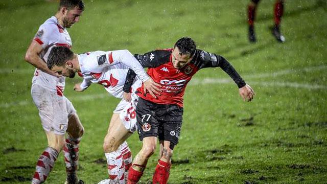 El entrerriano Marcos Maydana logró el ascenso con el RFC Seraing en Bélgica
