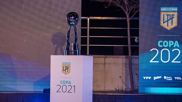 La Liga Profesional anunció las sedes de las semifinales y la final de la Copa
